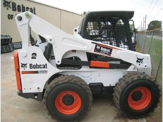 Погрузчик Bobcat S850