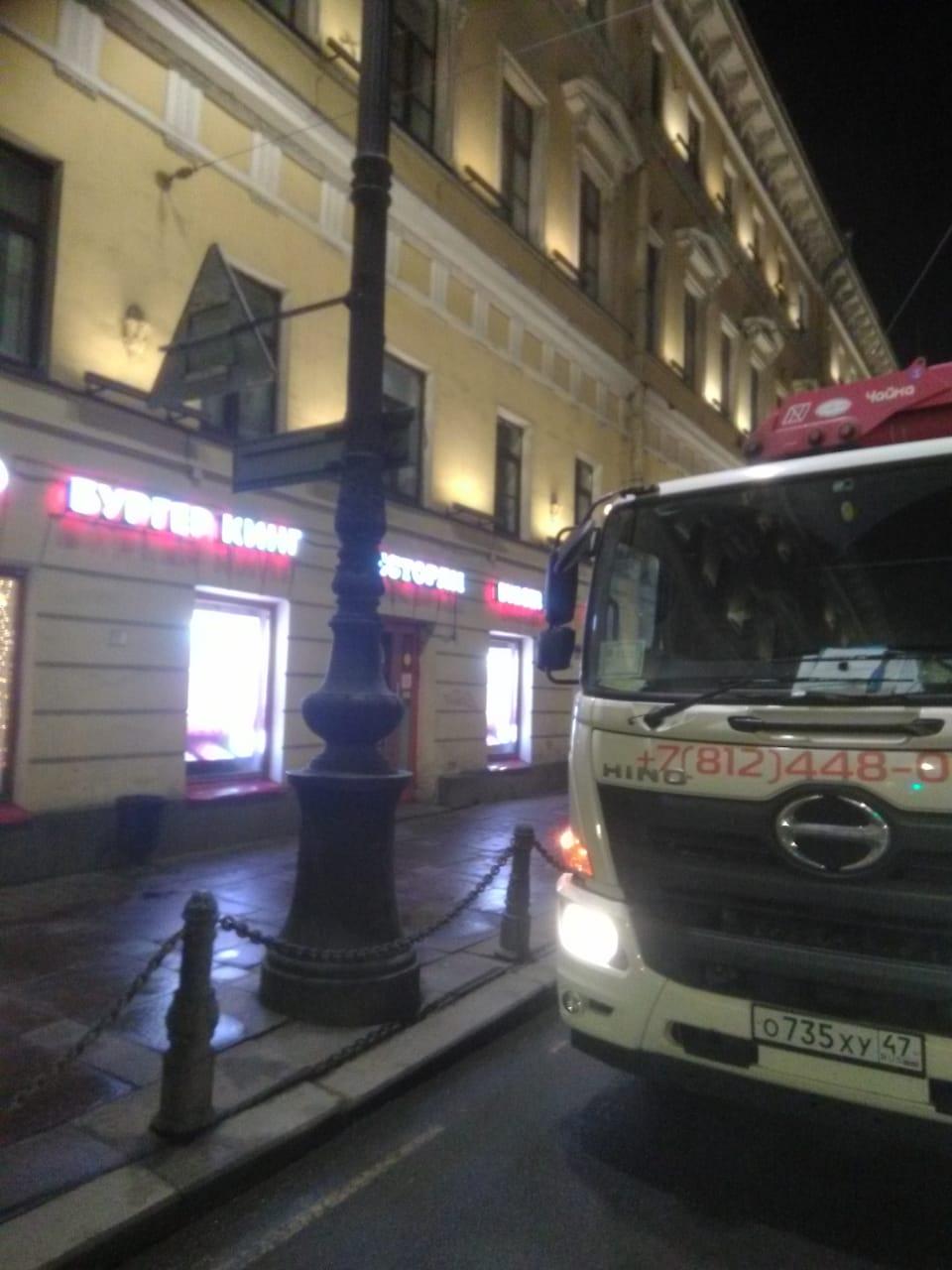 Услуги по аренде спецтехники в Ленинградской области
