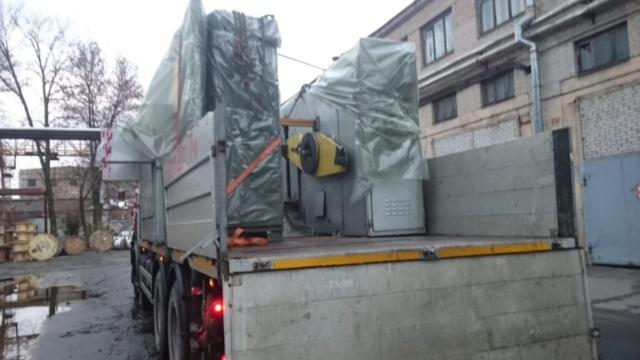 Перевозка и демонтаж оборудования на предприятии